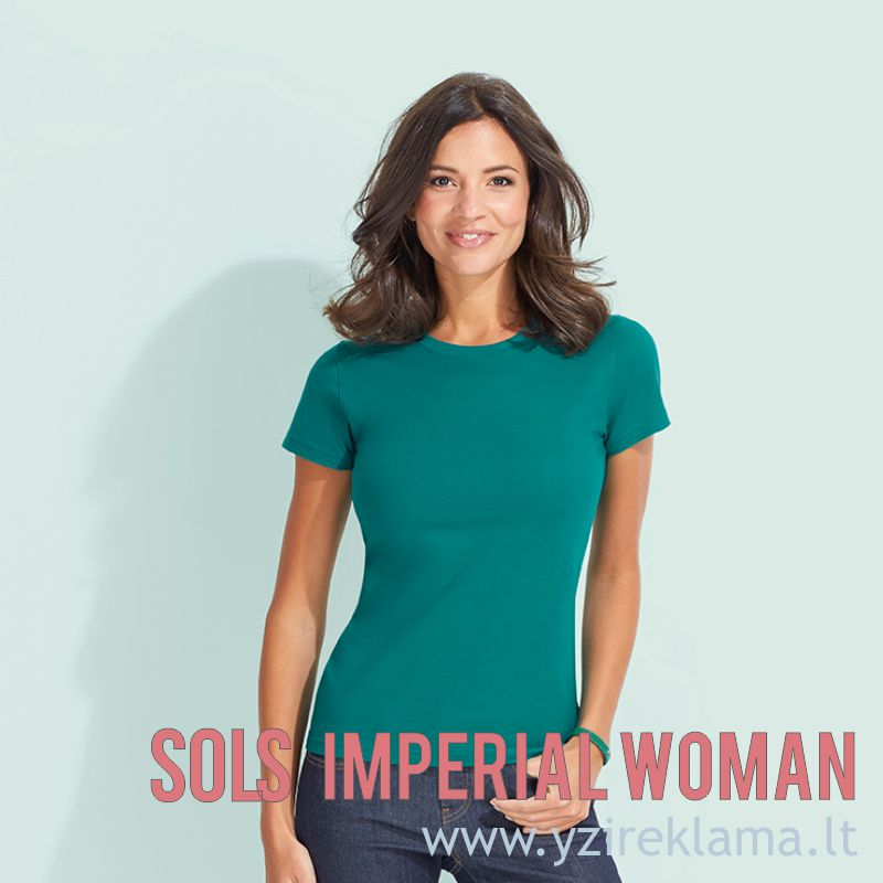 Moteriški marškinėliai IMPERIAL WOMAN