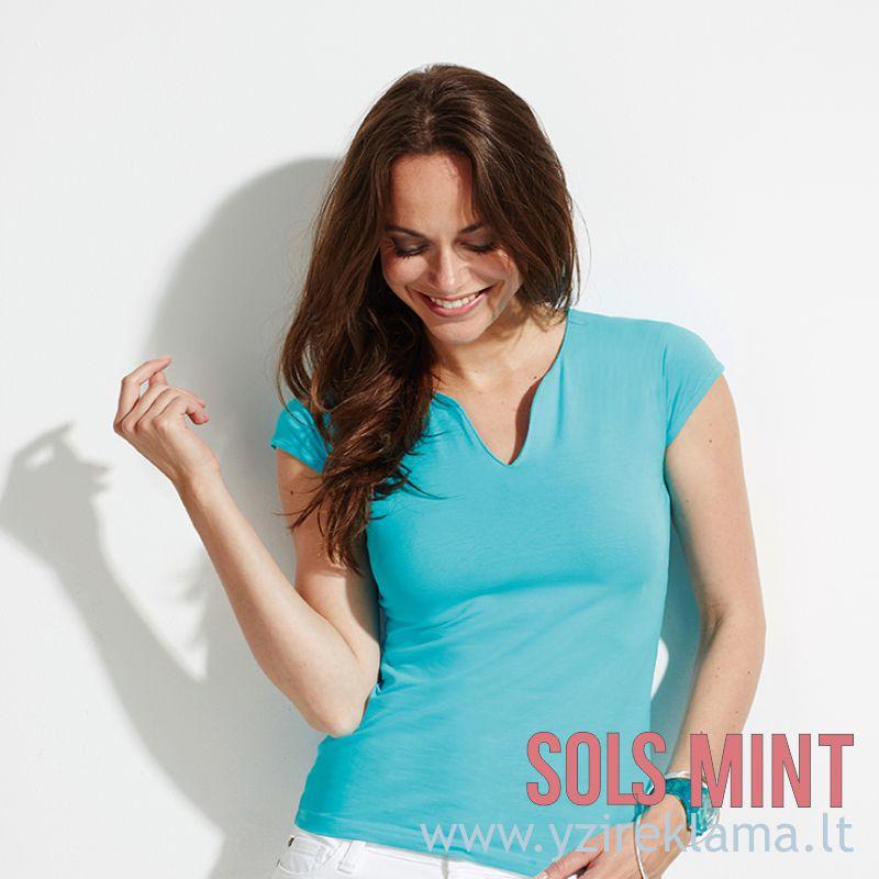 Marškinėliai moterims MINT